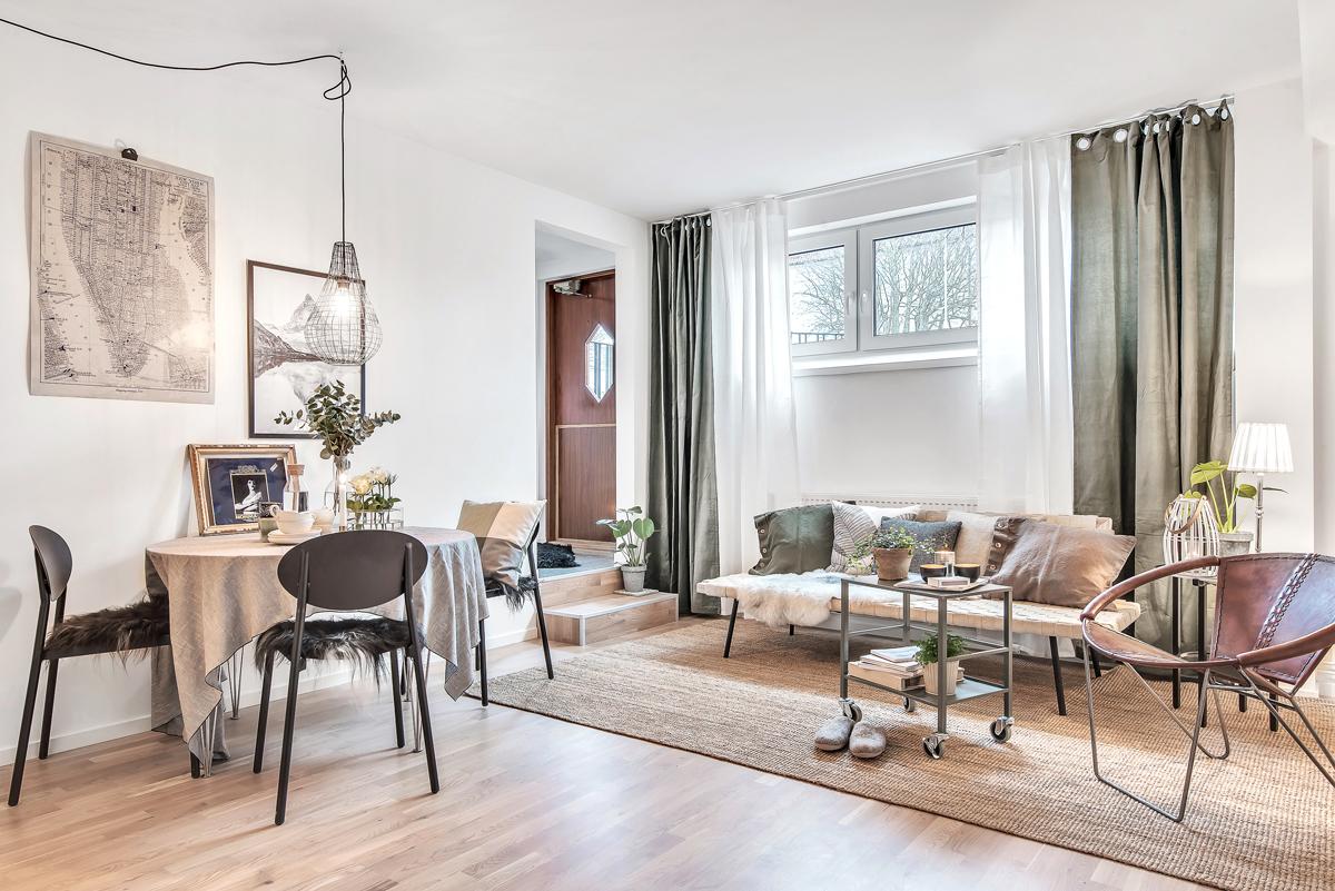 Rosersberg (6st lägenheter)